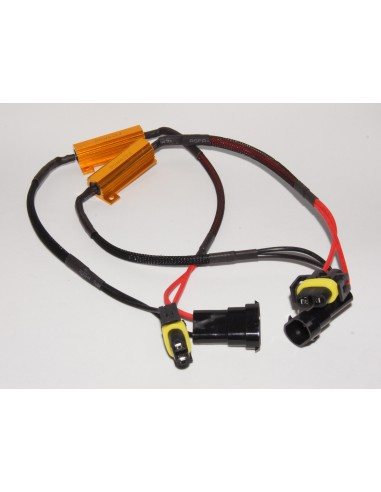 Kit Canbus H8 50W con conectores
