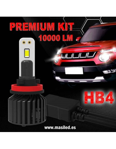 Premium KIT LED, cruce o largo...