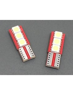 T10 W5W canbus 3 SMD 5050...
