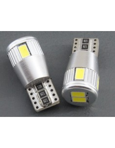T10 W5W canbus 6 smd 5630