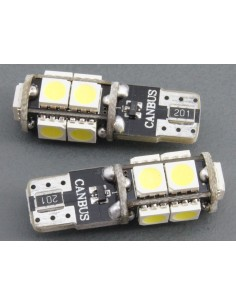 T10 W5W canbus 9 SMD 5050