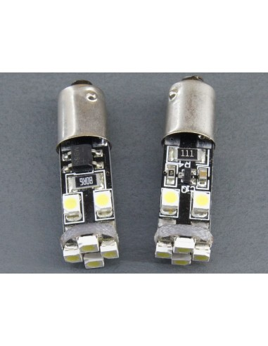 BA9S T4W Canbus 8 smd 3528