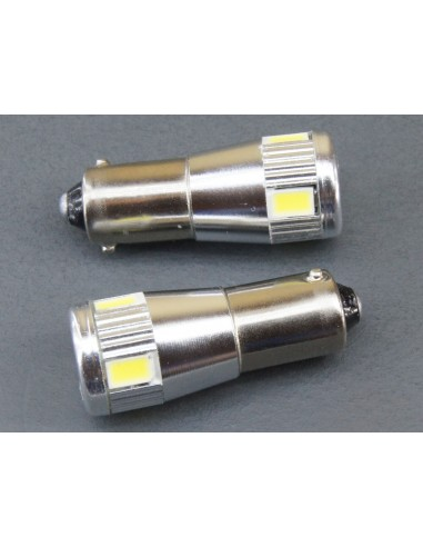 BA9S T4W Canbus 6 Smd 5630