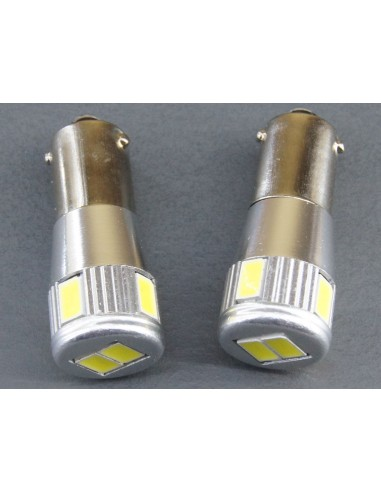 BAX9S H6W Canbus 6 Smd 5630