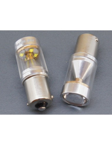 BA15S P21W Canbus 30W CREE