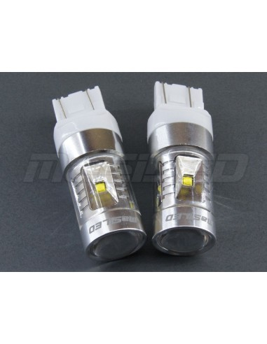 T20 7443 W21/5W Canbus 30W CREE