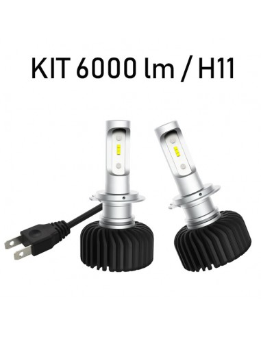 Kit LED antiniebla, luz de giro,...